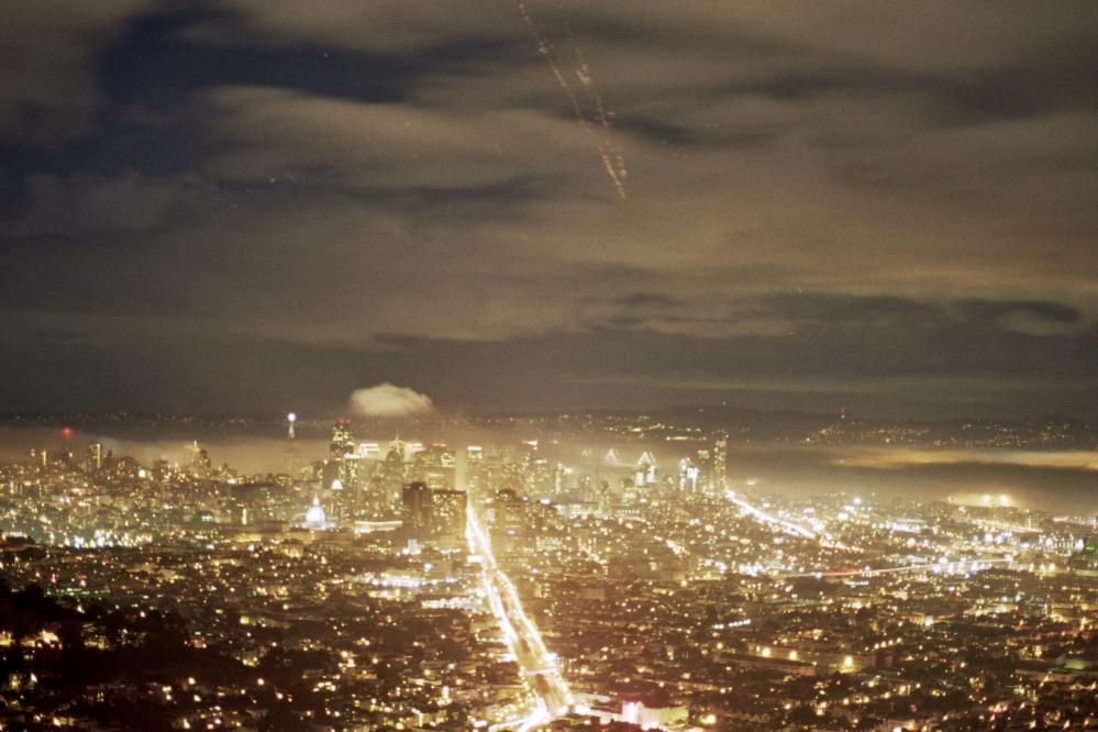 Twin Peaks, San Francisco, CA