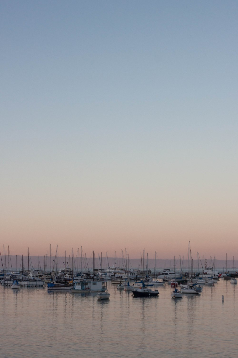 Sunset in Monterey