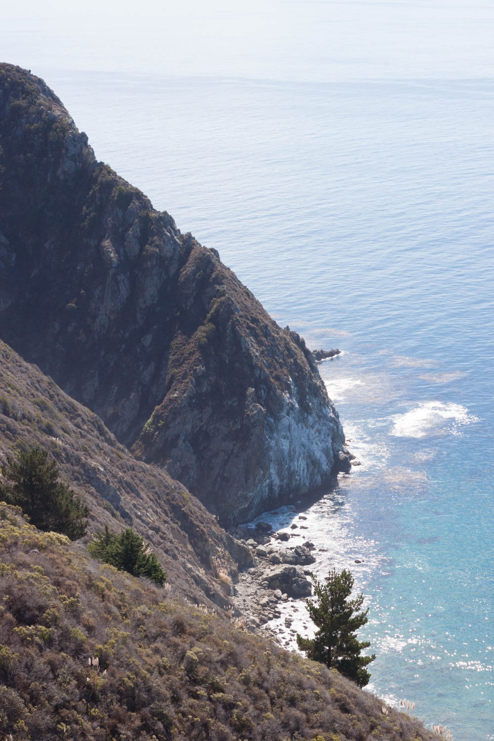 Cliffs of Big Sur, CA